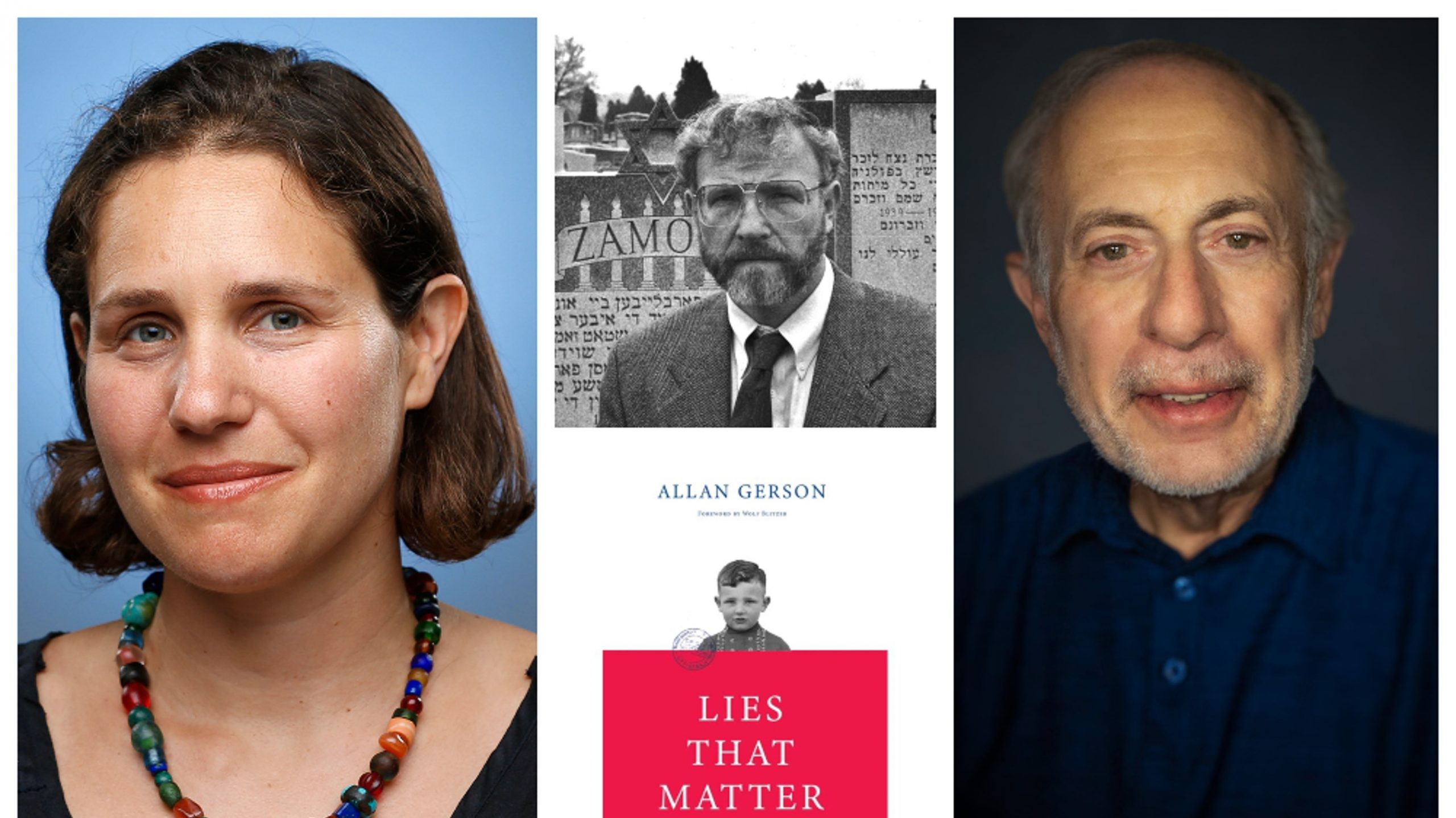 Moment Zoominar: A Secret Identity with Daniela Gerson and Robert Siegel