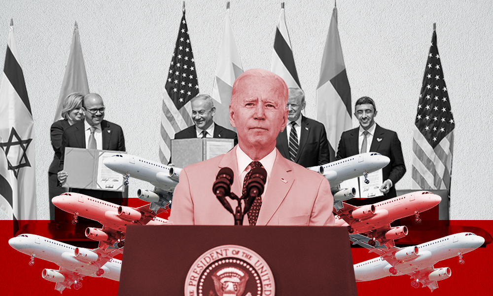How will Biden respond to the Abraham Accords?