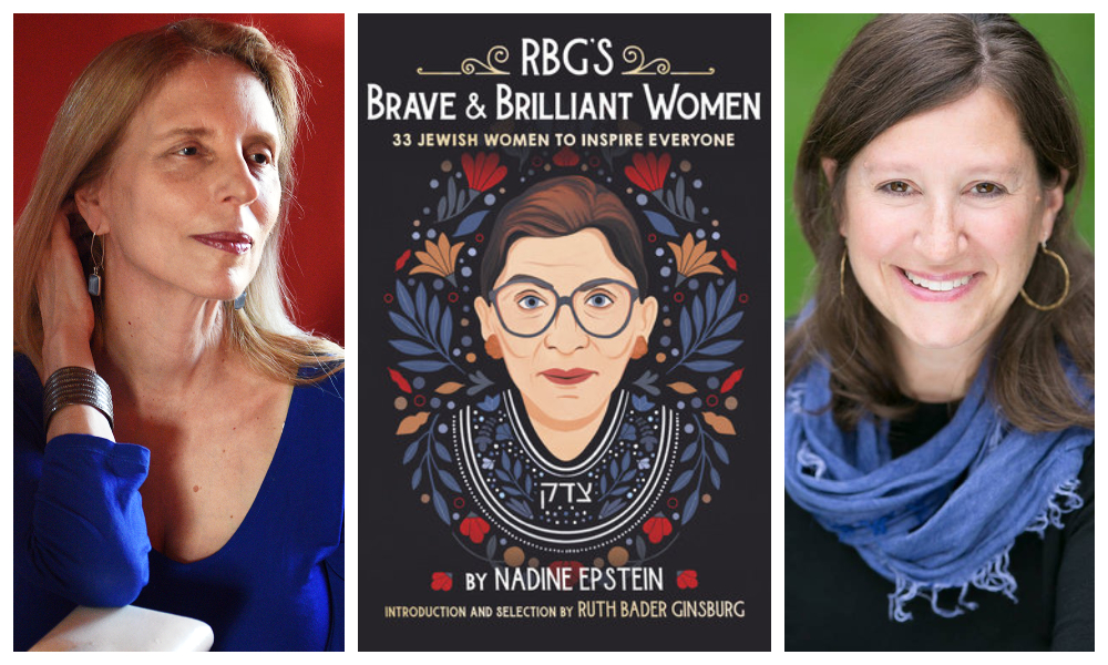 Zoominar about RBG'S Brave and Brilliant Women